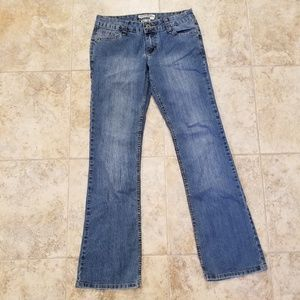 YMI Jeans - YMI Good Condition Boot Cut Stretchy Blue Jeans